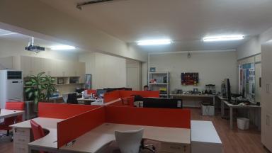Laboratory Environment 1 TR