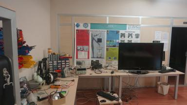 Electronic Test & Development Laboratory EN