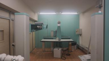 X-Ray Test Room EN
